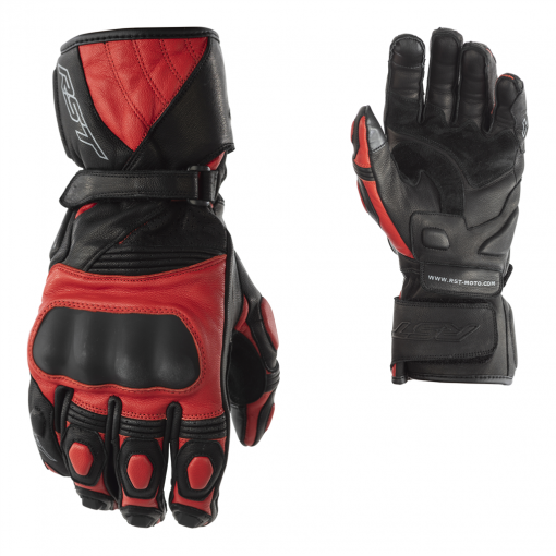 Guantes RST GT CE Rojo